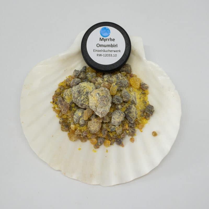 Myrrhe Omumbiri Einzelräucherwerk