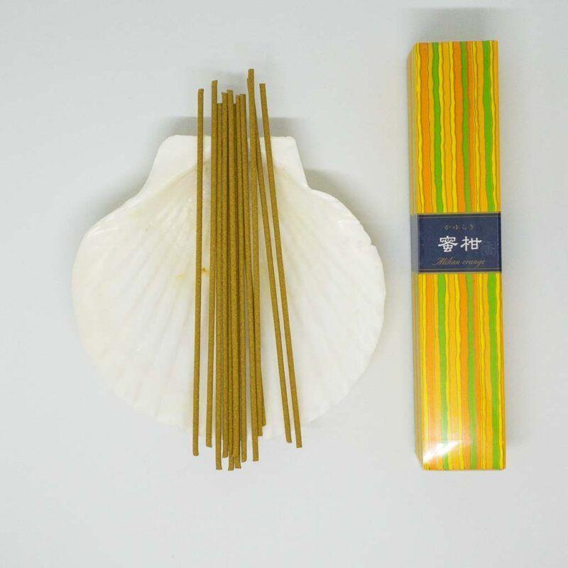 Mikan Orange, Mandarine japanische Räucherstäbchen