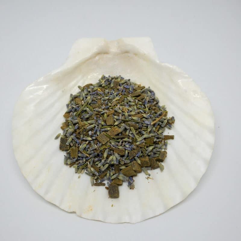 Algiz Runen Räuchermischung