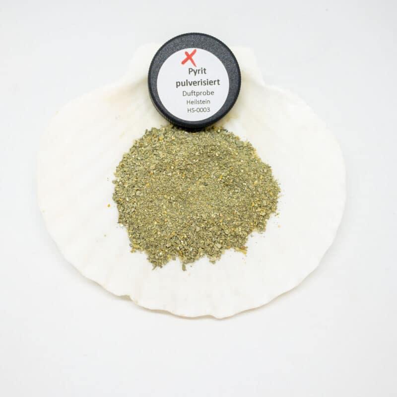 Pyrit Heilsteinpulver Räucherzusatz