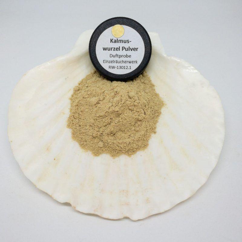 Kalmuswurzel Räucherpulver Produktbild TalaNia Räucherwelt