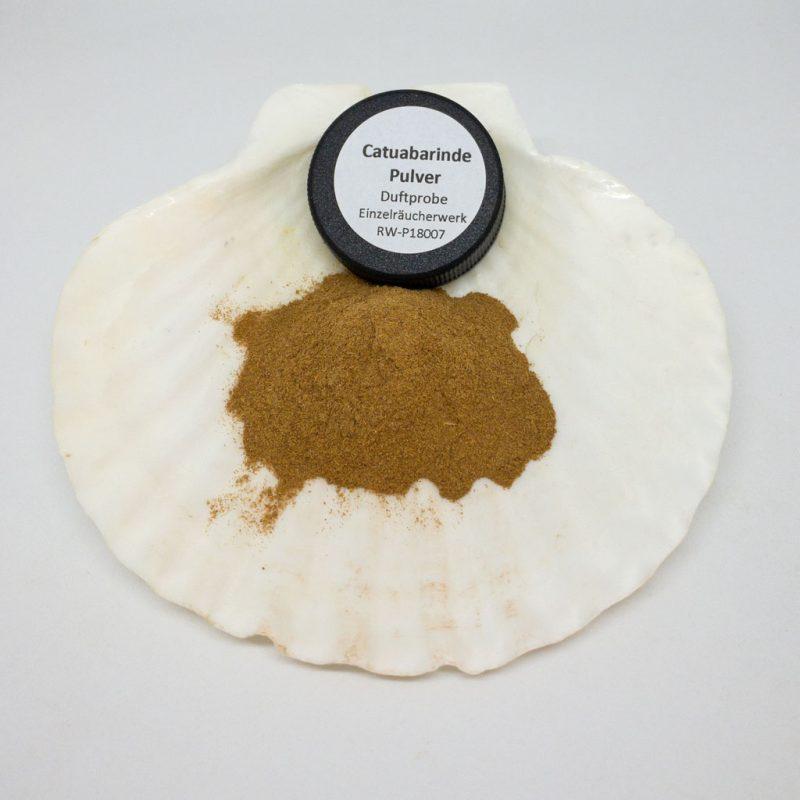 Catuabarinde Räucherpulver Produktbild TalaNia Räucherwelt