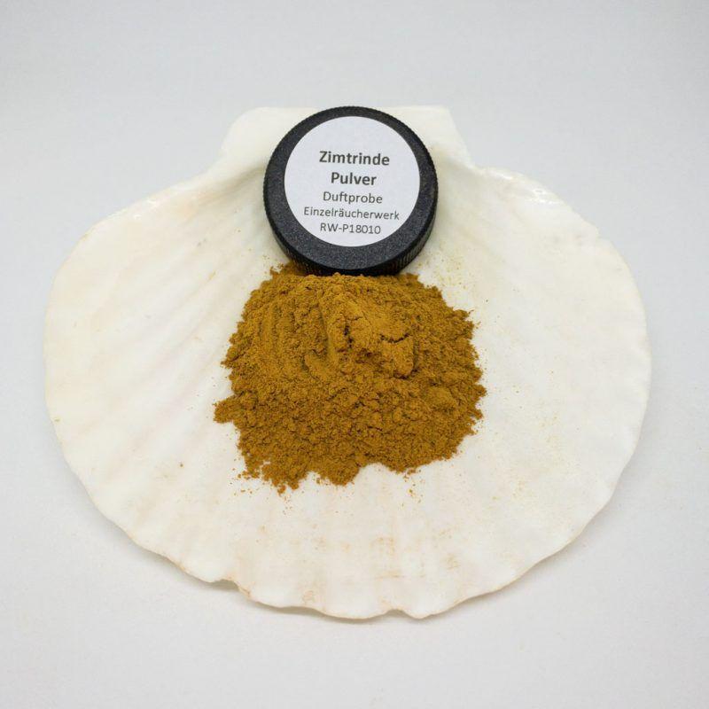 Zimtrinde Räucherpulver Produktbild TalaNia Räucherwelt