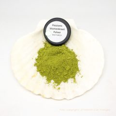 Passionsblumenkraut Pulver Produktbild Räucherpulver TalaNia